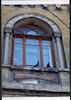 Butchers' Synagogue in Odessa East facade, upper northern window – הספרייה הלאומית