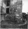 Great Synagogue in Ostroh (Ostrog), photos 1994 (black and white) Western (main) facade – הספרייה הלאומית