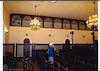 Malbish Arumim and Tailors' (now Habad) Synagogue in Odessa Prayer hall, north wall – הספרייה הלאומית