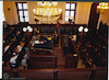 Malbish Arumim and Tailors' (now Habad) Synagogue in Odessa Prayer hall, Bimah – הספרייה הלאומית
