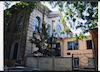Great (Glavnaia) Synagogue in Odessa West facade – הספרייה הלאומית