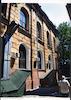 Great (Glavnaia) Synagogue in Odessa South facade, eastern part – הספרייה הלאומית