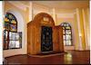 Great (Glavnaia) Synagogue in Odessa Prayer hall, Torah Ark – הספרייה הלאומית