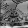 Tsori Gilad Synagogue in Lviv, interior Ceiling, southeast corner – הספרייה הלאומית