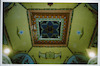 Tsori Gilad Synagogue in Lviv, interior, ceiling, photos 2006 Ceiling, central skykight – הספרייה הלאומית