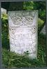 Jewish cemetery in Khotyn (Khotin) Tombstone – הספרייה הלאומית