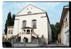 Isaac Synagogue in Kraków Exterior – הספרייה הלאומית