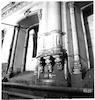Great Synagogue in Hrodna (Grodno) Interior, Prayer hall – הספרייה הלאומית