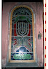 Tempel Synagogue in Kraków Stained glass windows – הספרייה הלאומית