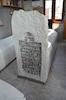 Ohel of the Besht in the Old Jewish Cemetery in Medzhybizh Tombstone of R. Yaakov Yehuda son of Yitzhak – הספרייה הלאומית