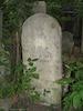 New Jewish Cemetery in Chişinău (Kishinev) Tombstone of Rabbi Israel, grandson of Hanokh Henikh from Olesk (Belz dynasty), the author of prayer book Lev Sameach – הספרייה הלאומית