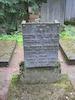 Third Jewish cemetery in Vilnius Tombstones of people who died in the ghetto – הספרייה הלאומית