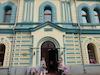 Synagogue in Irkutsk Entrance – הספרייה הלאומית