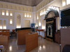 New Synagogue in Birobidzhan Prayer hall – הספרייה הלאומית