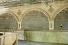 Great Synagogue in Oshmiany - Prayer Hall - Western Wall Arches with sunken decoration – הספרייה הלאומית