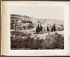 Mount of Olives & Garden of Gethsemane, Jerusalem – הספרייה הלאומית