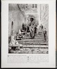 Escalier allant au Saint-Sépulcre -Stairs up to the Holy Sepulchre -Terre-Sainte. Introduction by Abbé Eugène Bossard. Published by La Maison de la Bonne Press, Paris – הספרייה הלאומית