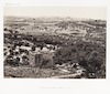 Jerusalem, from Mount Scopus – הספרייה הלאומית