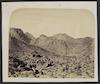 Jebel Serbal from the Upper Paths in Wadi Aleijat – הספרייה הלאומית