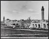 Torre Antonia a Gerusalemme, ove Cristo fu condannato a morte -Tower of Antonia where Christ was condemned to death