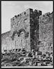 Porta Dorata a Gerusalemme, parte esterna – הספרייה הלאומית
