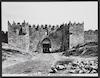 Porta di Damasco a Gerusalemme -Damascus Gate at Jerusalem – הספרייה הלאומית