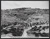Valle de Giosafat e Monte Oliveto all' est di Gerusalemme – הספרייה הלאומית
