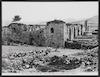 Rovine della Chiesa di S. Giovanni Battista a Sebaste -Ruins of the Church of St. John the Baptist in Sebaste – הספרייה הלאומית