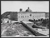 Convento del Monte Carmelo ; veduta presa dall'ovest -Convent of Mount Carmel; view taken from the west – הספרייה הלאומית