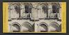 Jerusalem--The Church of the Holy Sepulchre. Detail of Façade: -Jérusalem--Église du St. Sépulcre--détails de la façade – הספרייה הלאומית