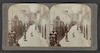 The main street of Bethlehem, leading from the Church of Nativity (looking N.W), Palestine -The Life of Christ Through the Stereoscope – הספרייה הלאומית