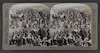 Throngs coming up to Jerusalem for sacrifice--outside the eastern wall -The Life of Christ Through the Stereoscope – הספרייה הלאומית
