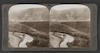 River Kishon, where Elijah slew the prophets of Baal; and Mt. Carmel, Palestine -Palestine Through the Stereoscope