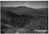 עמק יזרעאל מראה כללי מעל יער בלפור – הספרייה הלאומית