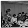 """רפורטג'ה בית צעירות מזרחי ת""""א 1946 – הספרייה הלאומית"""