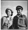 פורטרט בכרך עם אשתו – הספרייה הלאומית