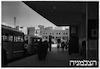 """תחנת אוטובוס """"אגד"""" ת""""א 12/1947 – הספרייה הלאומית"""