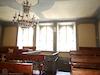 Synagogue in Cuneo, womens' section – הספרייה הלאומית