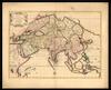 Asia vetus;Recognita, emendata, et Multis in Locis Mutata /;G.Sanson – הספרייה הלאומית