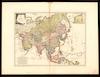 Karte von Asien;Nach d'Anville /;Neu verzeichnet herausgegeben von Franz Joh.Jos.von Reilly ; Gestochen von A.Amon – הספרייה הלאומית