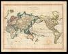 Welt Karte;Nach den vorzüglichsten Hültsmitteln und neuesten Entdeckungen verfasst /;beÿ Tranquillo Mollo, – הספרייה הלאומית