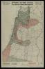"""גבולות המדינה העברית;לפי הצעת ג'מס א. מאלקולם, בהשואה לגבולות """"פיל"""" – הספרייה הלאומית"""