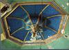 Great Synagogue in Oshmiany - Prayer Hall - Dome – הספרייה הלאומית