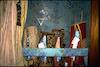 La Signora (Geveret) Synagogue in Izmir Torah ark, open – הספרייה הלאומית