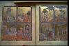 Golden Haggadah Fols. 2v-3 – הספרייה הלאומית