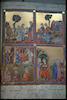 Golden Haggadah Fol. 6v – הספרייה הלאומית