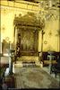 Beit Yaakov (Etz Haim) Synagogue in Istanbul - Interior Torah ark – הספרייה הלאומית