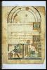 Segre Modena Haggadah Fol. 2v – הספרייה הלאומית