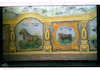 Synagogue in Łańcut - Western wall Wall paintings – הספרייה הלאומית