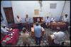 Prayer in the Shalom Synagogue in Bukhara – הספרייה הלאומית